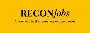 Recon Jobs banner